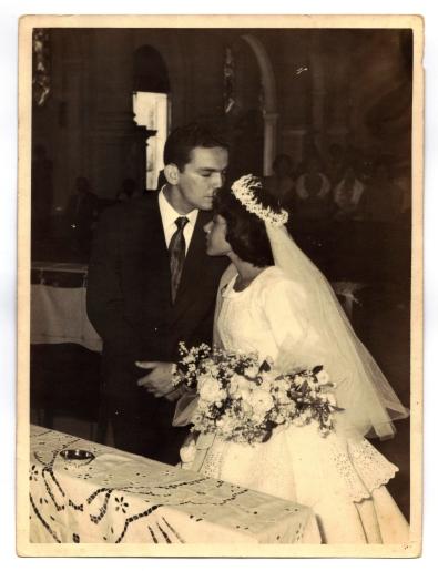 Minha mãe e meu pai