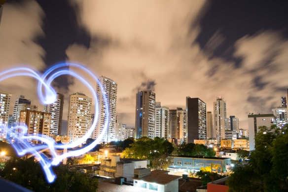 Luz do Amor - By Kika Domingues