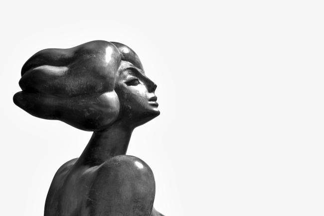 Escultura de Abelardo da Hora